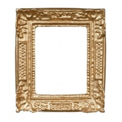 Ornate Gold Frame/2x2.5
