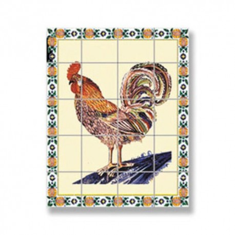 Picture Mosaic Tile