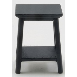Medium Fern Stand, Black
