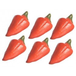 RED CHILI, 6PC