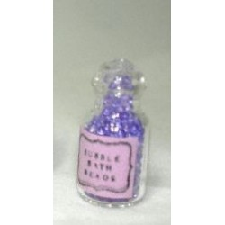 BUBBLE BATH BEADS- LAVENDER
