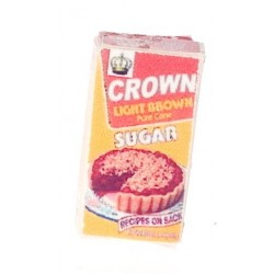 CROWN LIGHT BROWN SUGAR