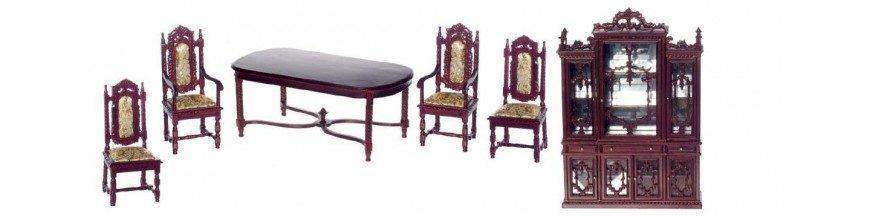 Platinum Collection Mahogany Sets