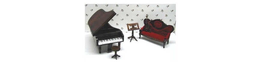 Music Room Furnishings