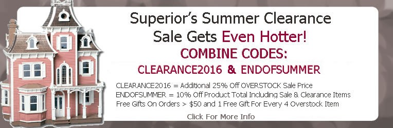 Summer Clearance Sale Gets Even Hotter